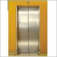 Center Opening Automatic Door