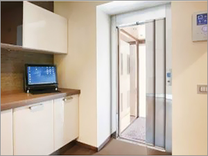 Side Opening Automatic Door