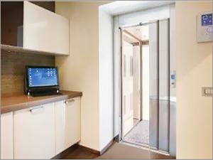 Side Opening Automatic Elevator Door