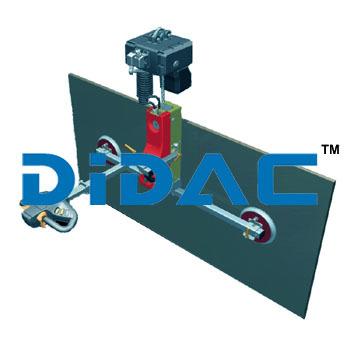 Vacuum Lifter Uniwood With Integrated Chainhoist