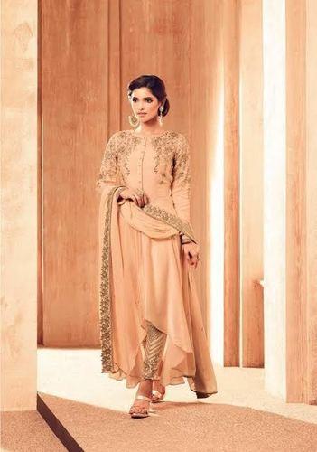 Designer Pattern With Work Salwar Suit Online