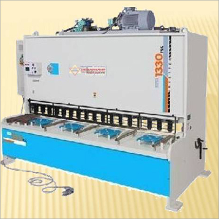 Hydraulic Shearing And Press Bake Machine