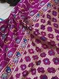 Real Zari Saree