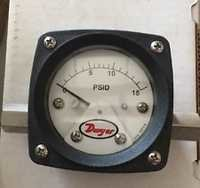 Series PTGB Differential Pressure Piston-Type Gage