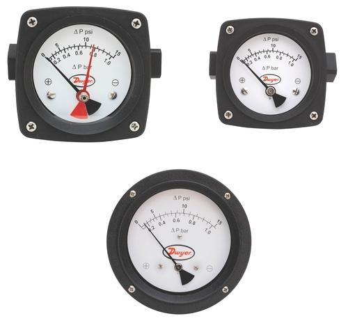 Series PTGD Differential Pressure Piston-Type Gage