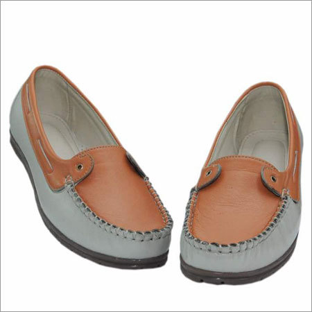 Ladies Designer Loafer Shoes