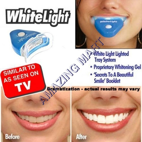White Light teeth