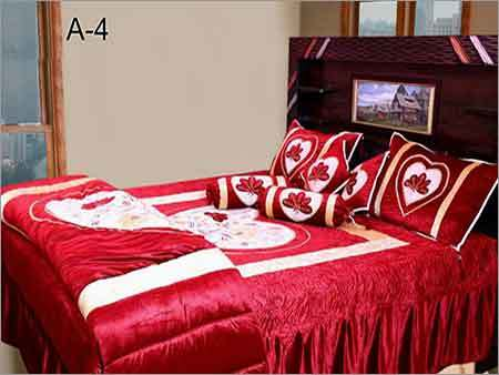 Designer Wedding Bedsheet
