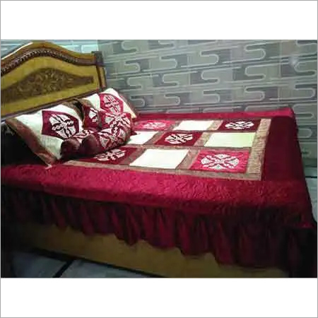 Cotton Wedding Bedsheet