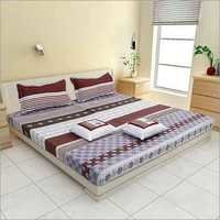 Printed Fitted Bedsheet