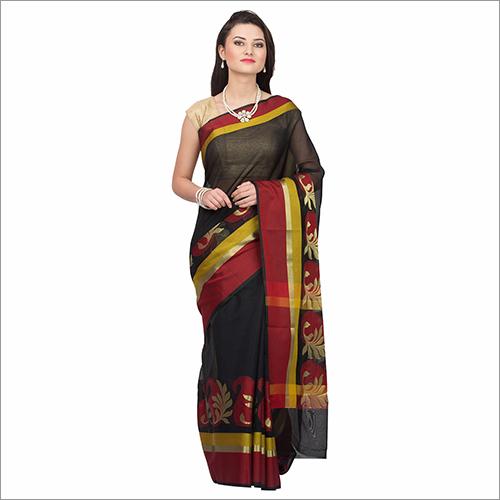 Cotton Silk Weawing Designer Simple N Light Weight Sarees