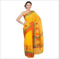 Cotton Silk Weawing Designer