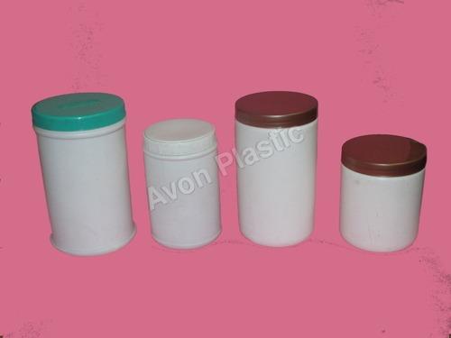 Big HDPE Jars