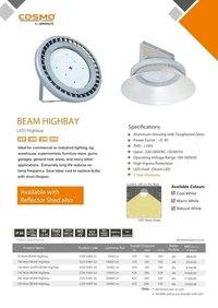 Multi LED Highbay Lights