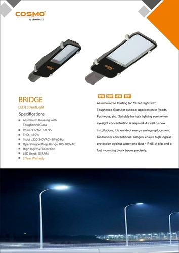 Icon Led Street Light