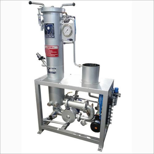 HTHP Vertical Tubular Dyeing Machine