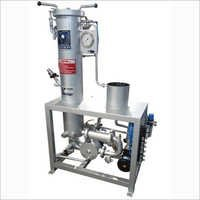 HTHP Vertical Tubular Dyeing Machine