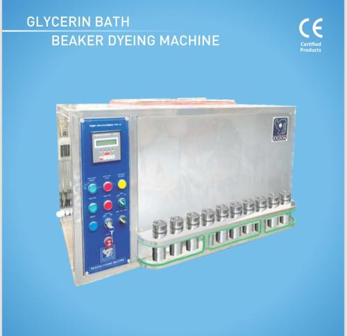 Glycerin Bath Beaker Dyeing Machine