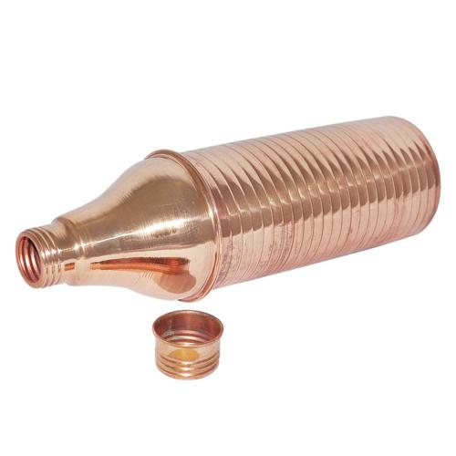 Fancy Copper Bottle