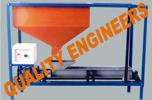 Screw conveyor ( with three prefixed speed)