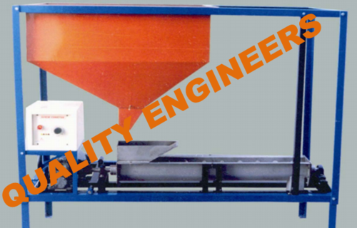 Screw Conveyor (Variable Speed)