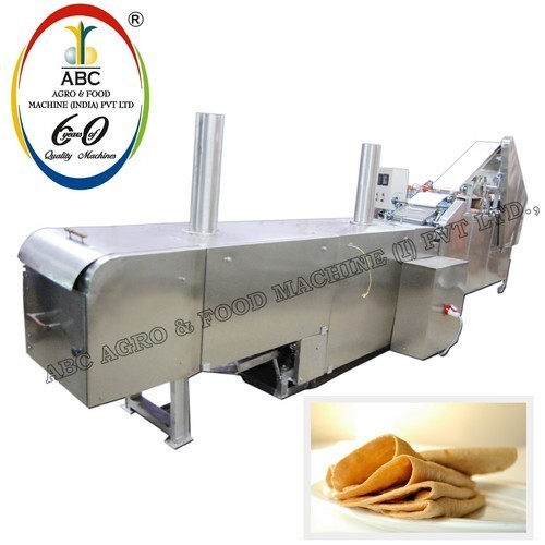 Automated Chapati Making Machine
