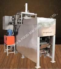 Semi Roasted Chapati Making Machine