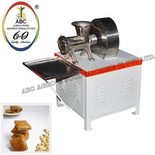 Groundnut Cake Making Machine