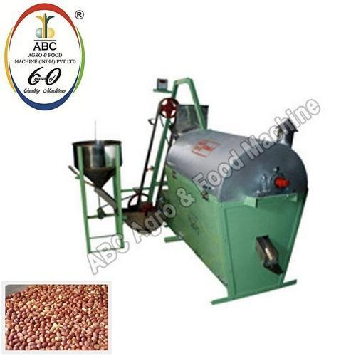 Groundnut Roaster Machine