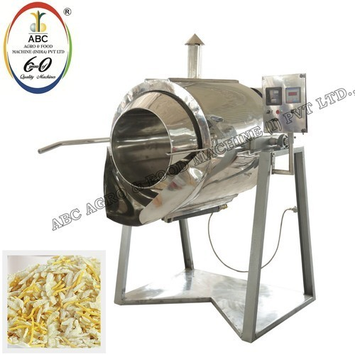 Chivda Roaster Machine