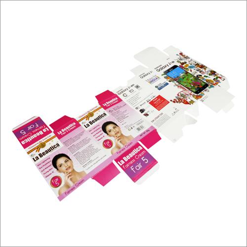 Printed Folding Cartons