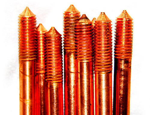 Copper Bonded Grounding Rods