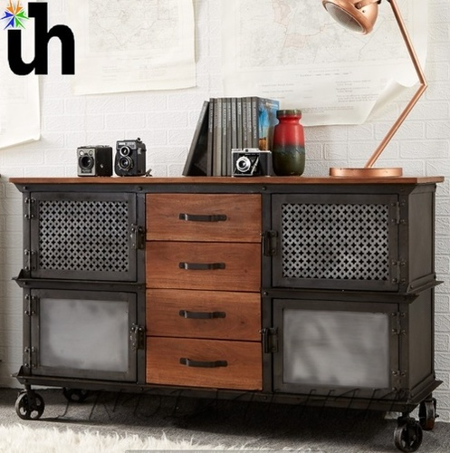 Sideboard  4 Drawer