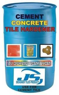 CEMENT CONCRETE TILES HARDENER
