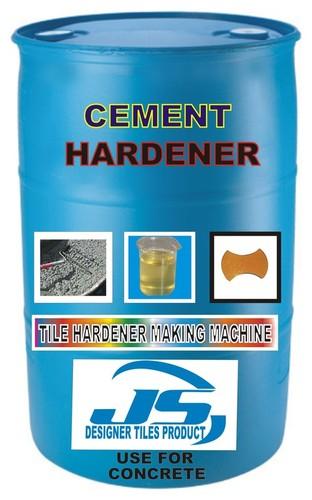 CEMENT HARDENER