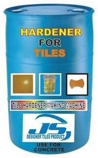 HARDENER FOR TILES