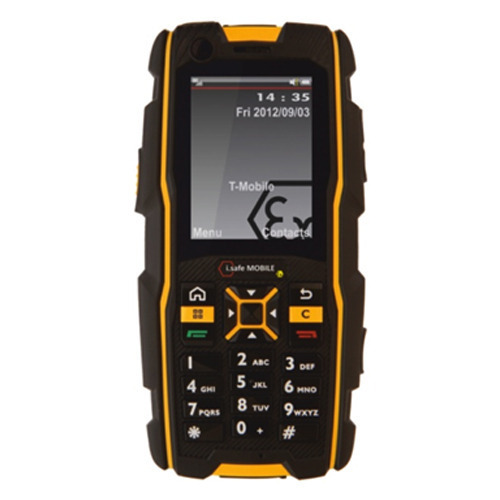 ATEX/Intrinsically Safe CCOE Approved Phone
