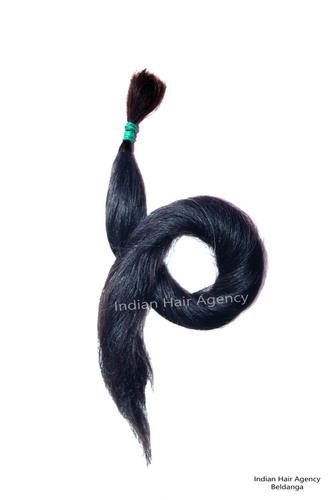 Double Drawn Long Hair
