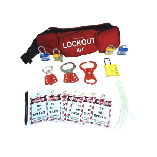 Waist Pouch Lockout Kit