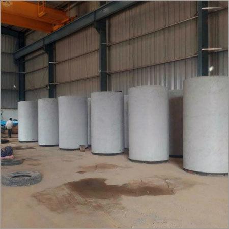 Reinforced Cement Concrete Spun Pipes