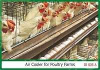 Air Cooler For Poultry Farms