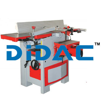 Combined Planer And Thicknesser Manual