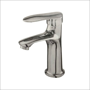 C.P. S/L BASIN MIXER WITH CLICK CLACK 1-1/4 (35MM)