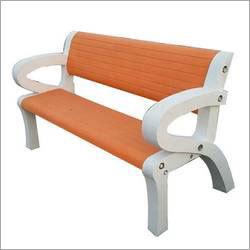 Garden Bench Hand Rest