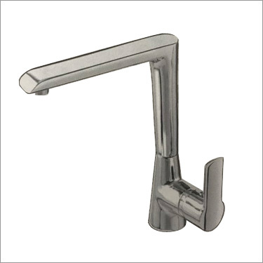 C.P. S/L KITCHEN MIXER WITH CAST SPOUT (35MM)