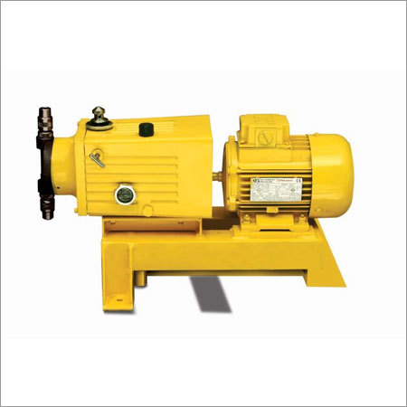 Mechanical Actuated Pumps