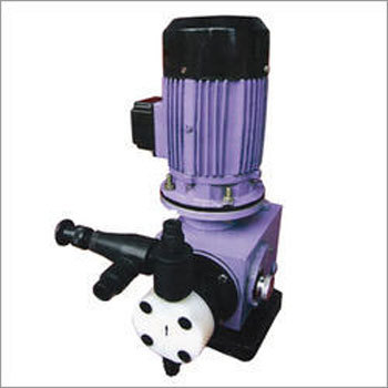 Motor Driven Dosing Pumps
