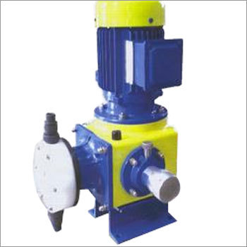 Mechanically Actuated Dosing Pumps