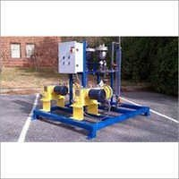 Skid Mounted Chemical Dosing Pump