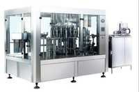 Rotary Piston Bottle Filling Cum Sealing Machine – Monoblock